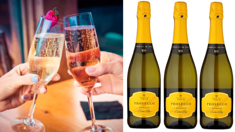 You Can Get Six Bottles Of Prosecco From ASDA For £27 For Bank Holiday Weekend