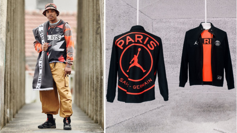 Nike Reveal Amazing New 'PSG X Jordan' Range And It's Even More Epic Than Last Year