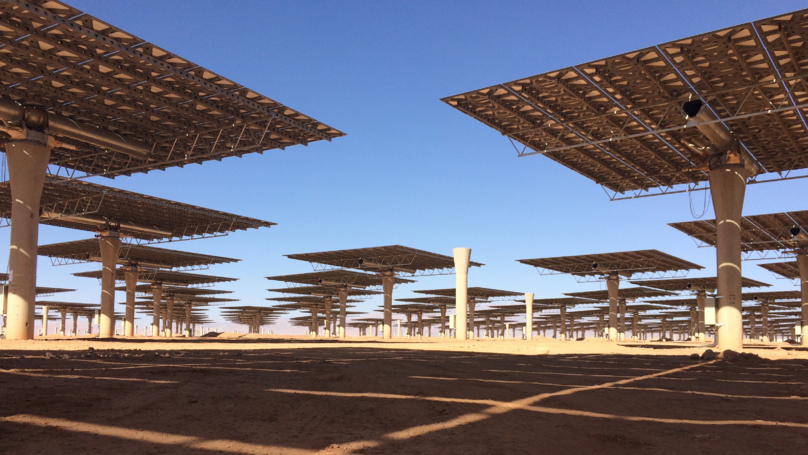 Saudi Arabia's Incredible Plan To Create The World's Largest Solar Power Plant