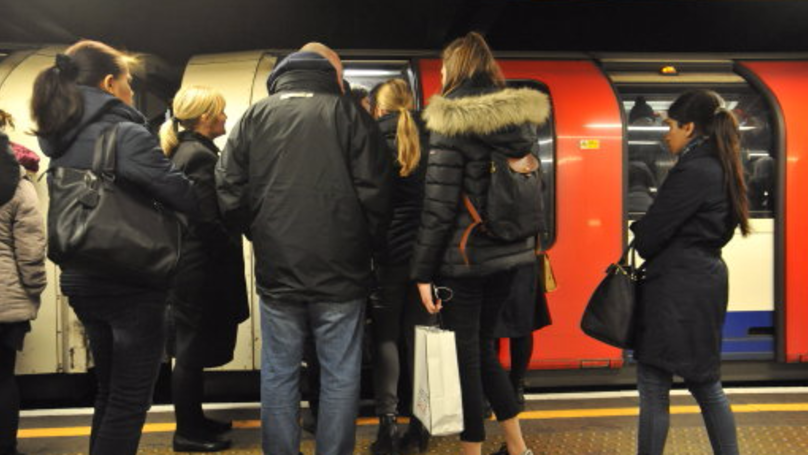 London Commuters Call For Ban On Smelly Foods On The Tube