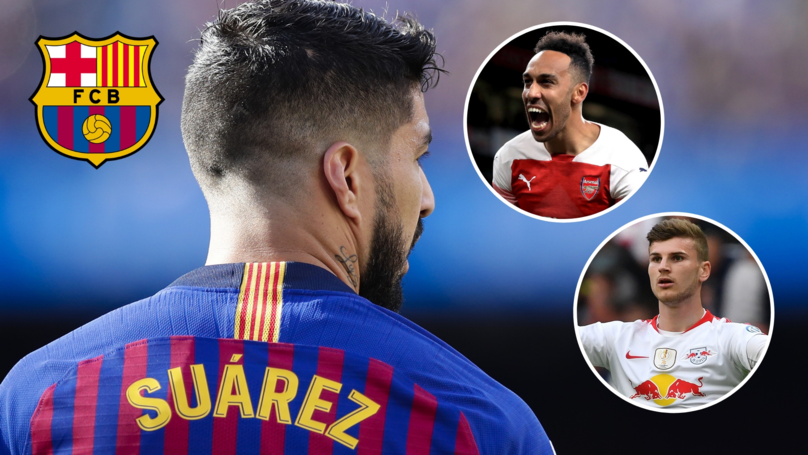 Barcelona Have A Six-Man Shortlist Of Players To Potentially Succeed Luis Suárez