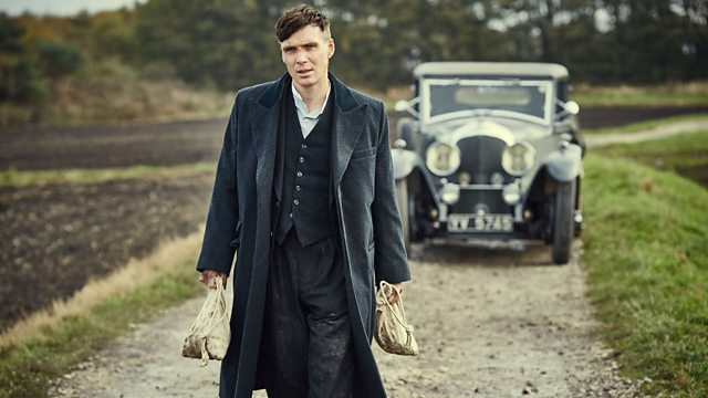 Tommy Shelby. Credit: BBC
