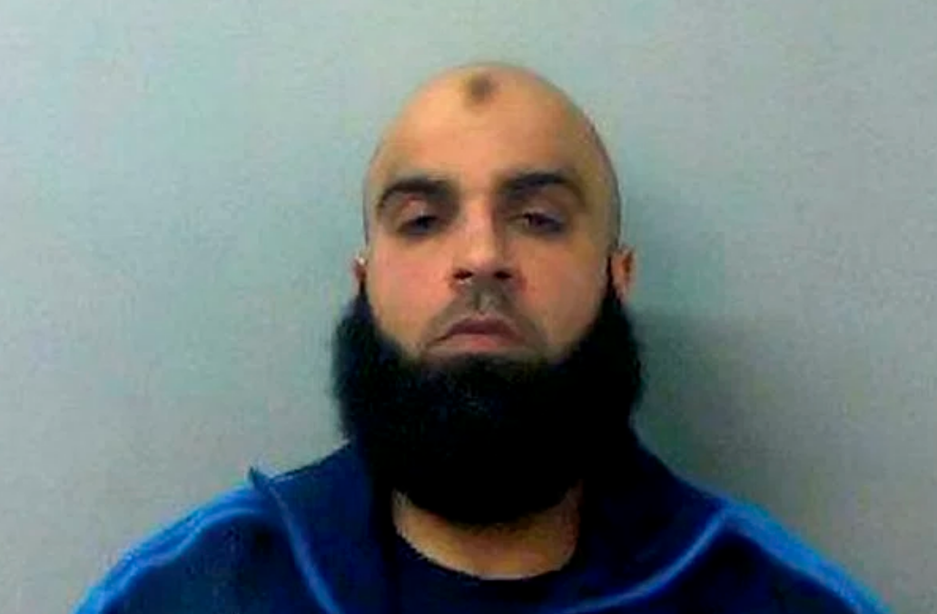 Assad Hussain was convicted of three counts of rape. Credit: SWNS